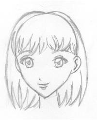Haare Und Frisuren Zeichnen